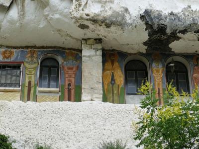 Ивановски скални манастири