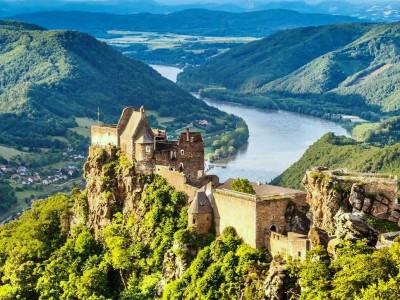 Замък Агщайн