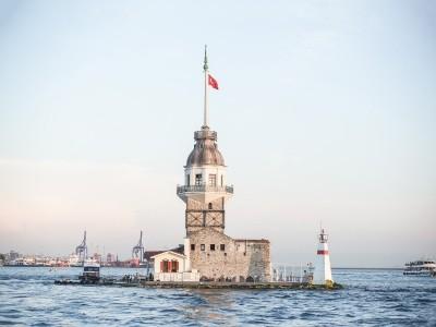 Кулата на девицата Истанбул
