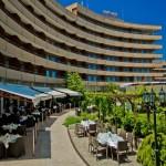 хотел басейн Гранд хотел Поморие