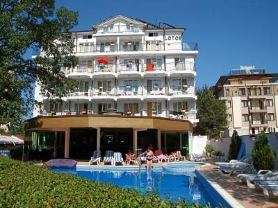 хотел Лотос Китен