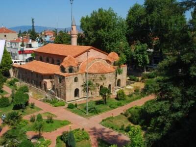 Изник и Бурса от Варна