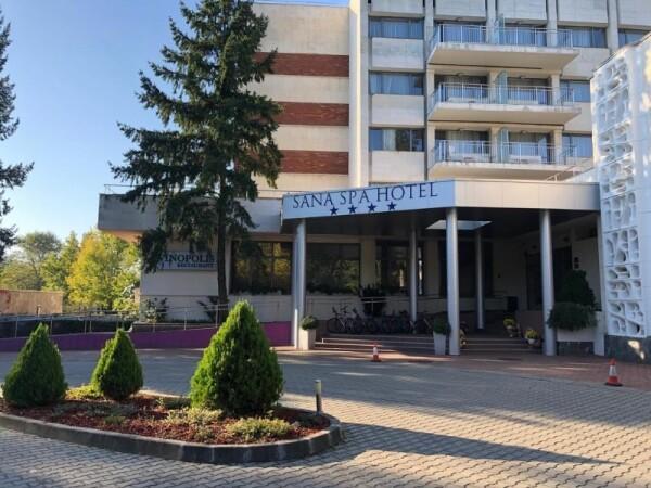 Сана Спа хотел Хисаря