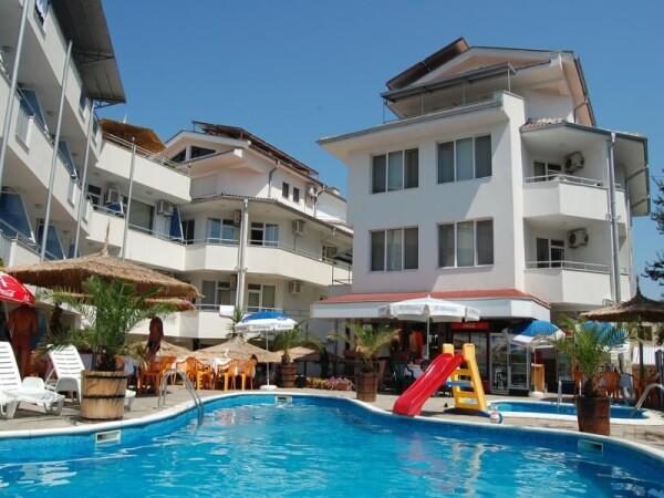 хотел+басейн Алпина - Лозенец